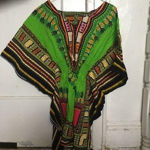 Dashiki Dress NWOT